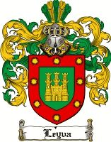 Leyva Coat of Arms / Leyva Family Crest