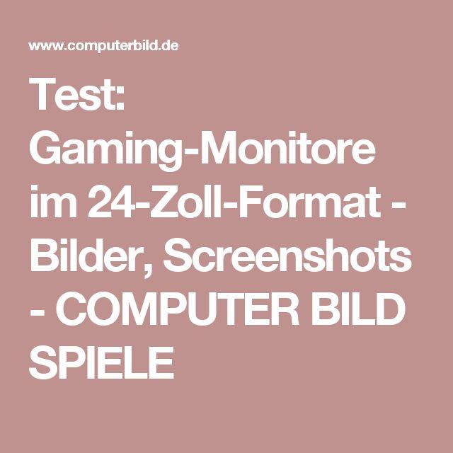 Test: Gaming-Monitore im 24-Zoll-Format - Bilder, Screenshots - COMPUTER BILD SPIELE