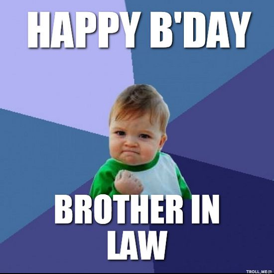 9 Best Happy Birthday Brother In Law Images On Pinterest