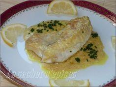 Recette Plat : Filets poisson au curry par Zouck