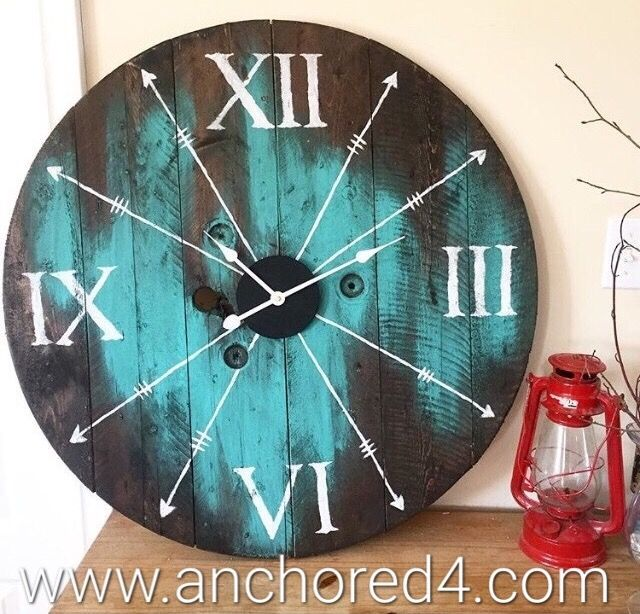"""Peekaboo Coffee Bean"" is one of the many beautiful rustic clocks we offer at our online boutique.  www.anchored4.com We ship world wide!!!  Sign up for our free Anchor Rewards Program to earn anchor points to get money off purchases or cash in anchor points to get items in our store FREE!!!"