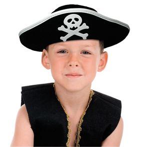Børne pirat hat