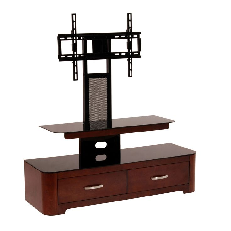 Avistau0027s Bellini Is A All Wood TV Stand With A Rear Back Mount And 2 Drawers