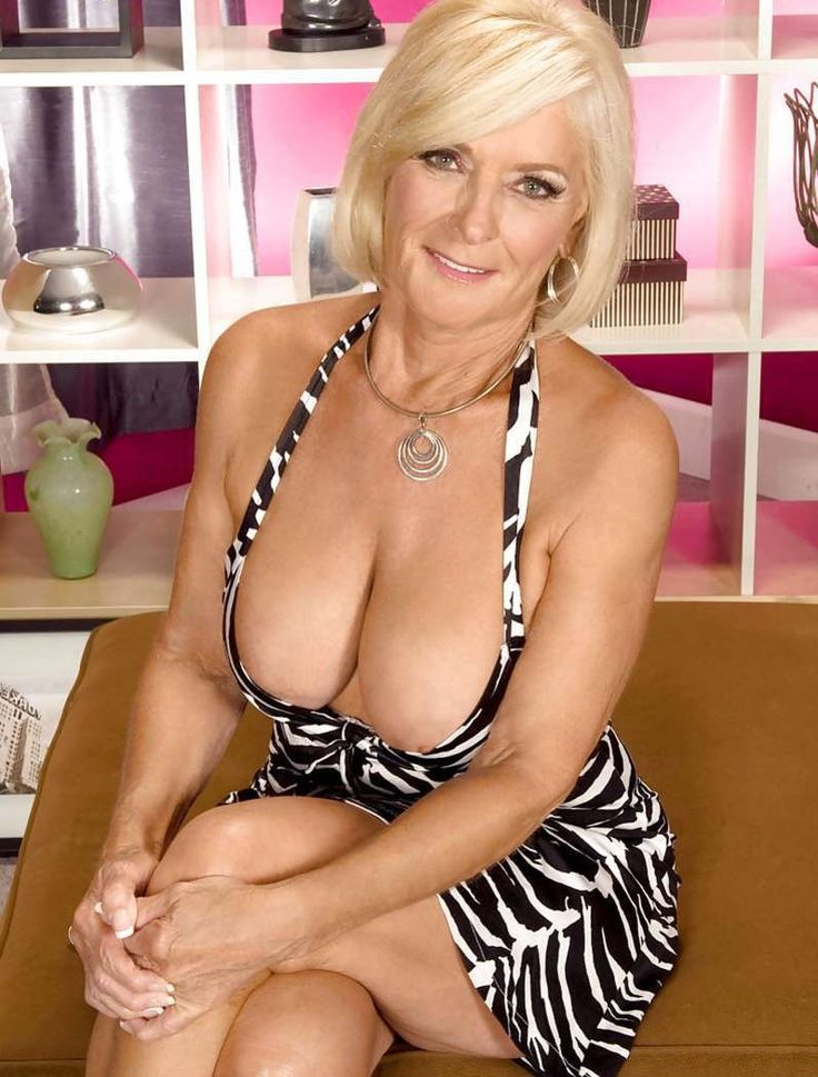 Georgette parks mature milf very