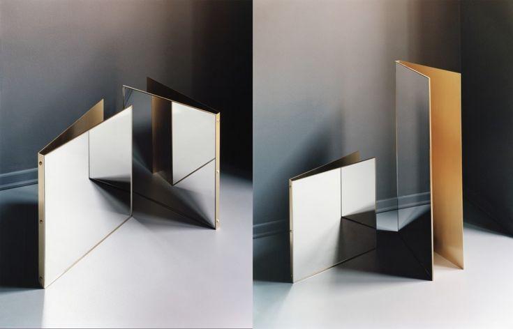 Marta Sala Editions's Renoir wall and table mirrors