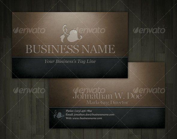 Best 25+ Classic business card ideas on Pinterest