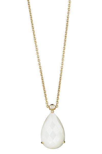 Jan Logan 'Moonstruck' necklace