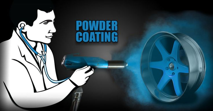 Powder coating repairs can be divided mainly into two types' thermoset powder coating and thermoplastic powder coating. The thermoset powder coating involves activation of incorporated crosslinker in the powder which reacts with another chemical group in the powder polymer when baked, thus improving the molecular weight and enhancing the its performance properties.
