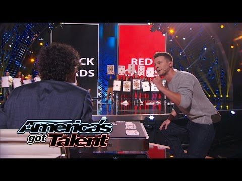 ▶ Mat Franco: Mind-Blowing Performance From Last Magician Standing - America's Got Talent 2014 Finale - YouTube