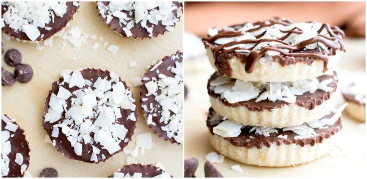 Ciasteczka kokosowe z 4 zdrowych składników. Tego smaku nie da się zapomnieć!