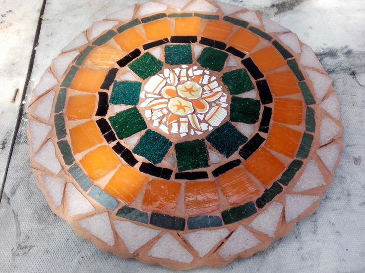 posapava. mosaico