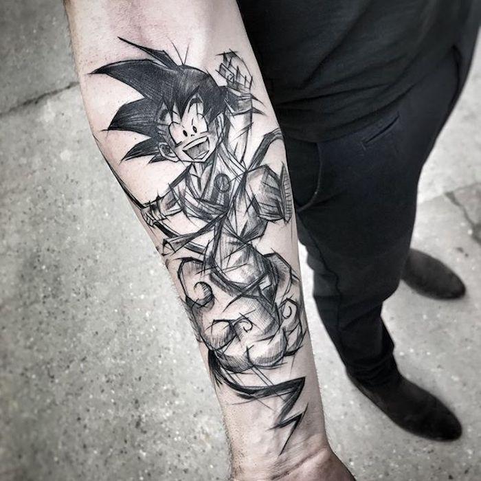 Tattoos männer arm vorlagen