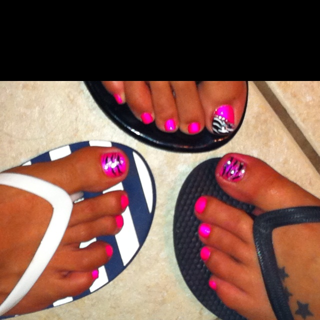 toes that look like short fingers freak me out