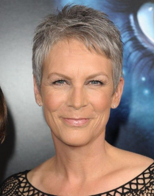Edgy haircut for mature woman suggest you