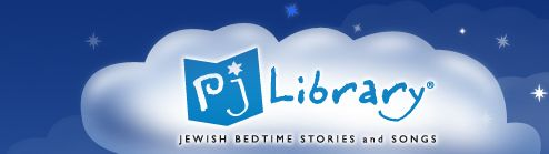 PJ Library is a Jewish Family Engagement program implemented on a local level throughout North America. They mail free, high-quality Jewish children's literature and music to families across the continent on a monthly basis.  All families raising Jewish children from age six months of age through five, six, seven or eight years (depending on the community) are welcome to enroll.
