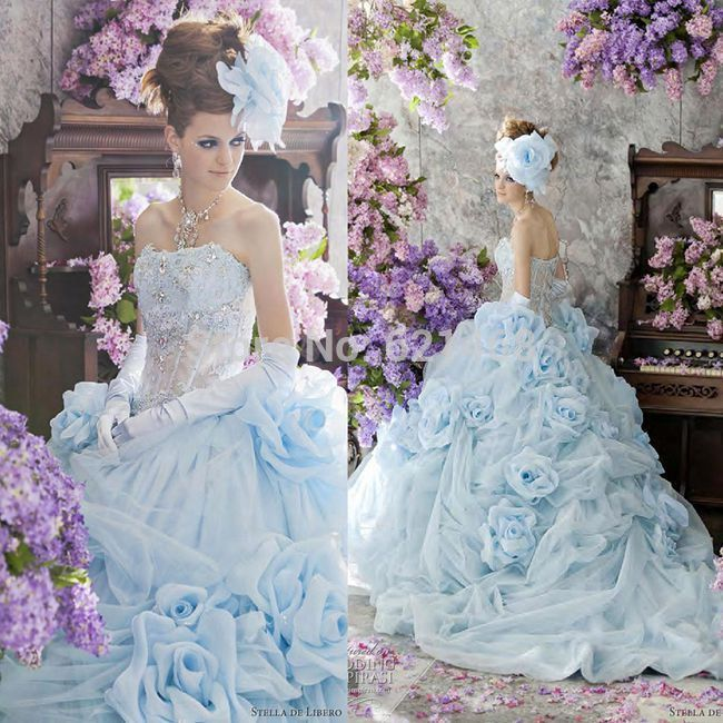 96 best Amazing Ball Gown Inspiration images on Pinterest | Bridal ...