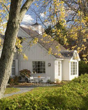 A Dream Cottage - traditional - exterior - burlington - TruexCullins Architecture + Interior Design