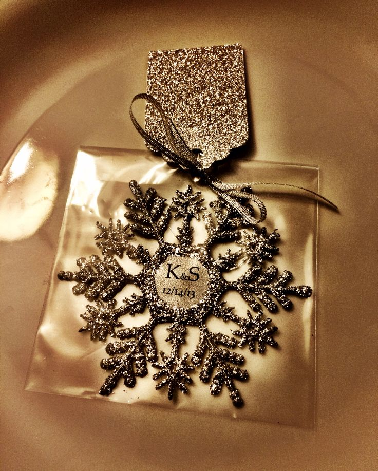 Best 25 Winter wedding favors ideas on Pinterest Christmas