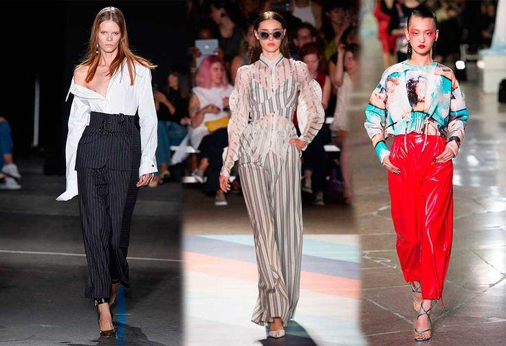 Γυναικεία Παντελόνια που θα Φορεθούν Άνοιξη Καλοκαίρι 2017