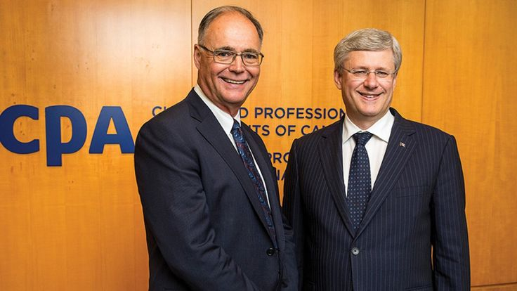 The Harper government forged a partnership with a major Canadian accounting association at the same time as the group was fighting the CRA in court to shield the files of multimillionaires who had stashed money offshore.