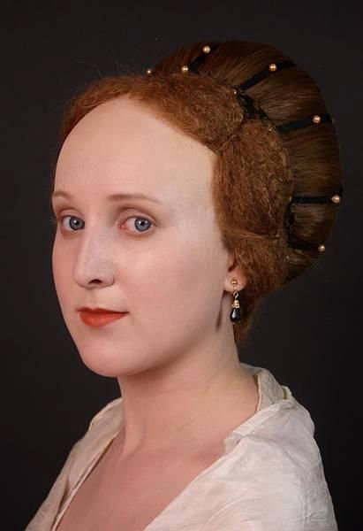 renaissance hair style 1000 images about renaissance hairstyles on 3762