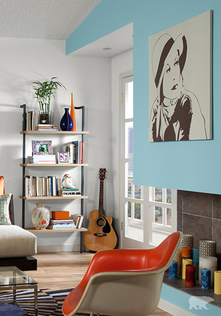 96 Best Blue Rooms Images On Pinterest
