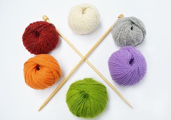 Let's knit&crochet ! www.gomitolis.it