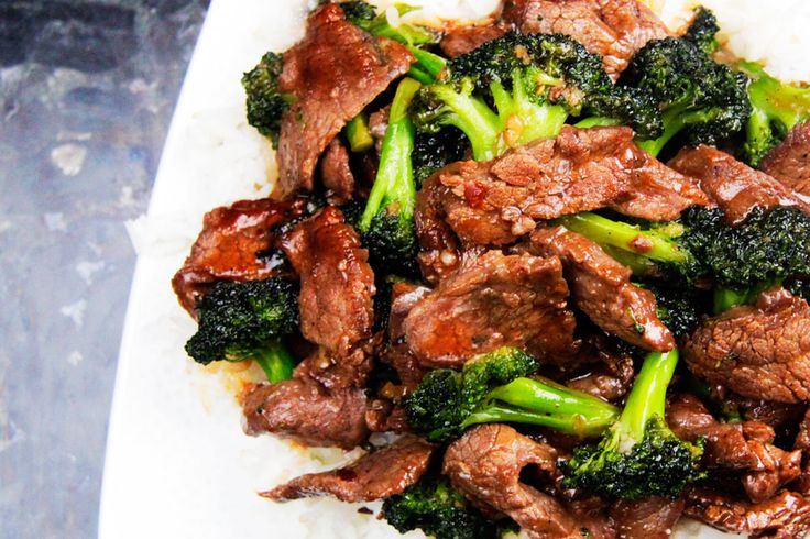 Better Than Takeout Beef and Broccoli