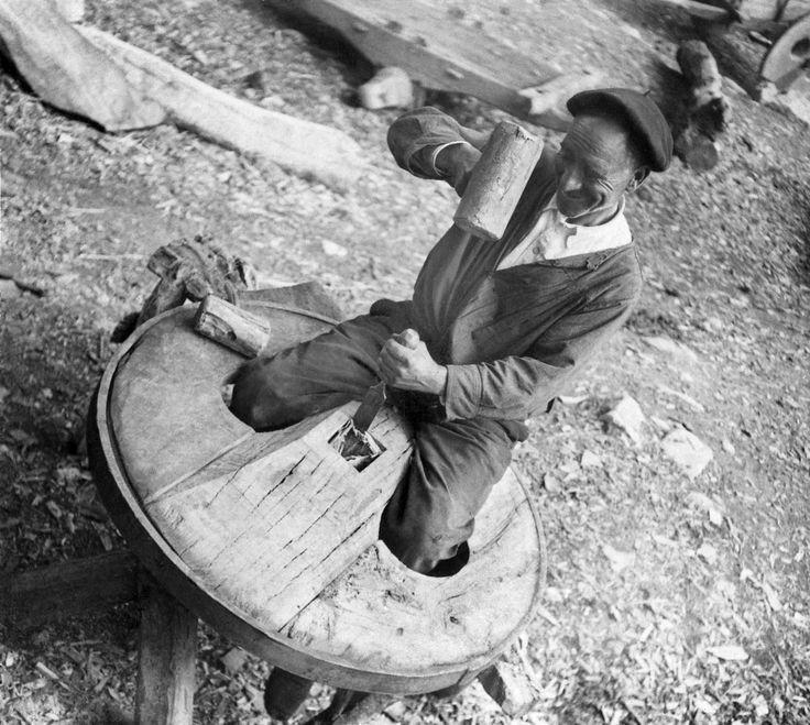 'Fragueiro', (1930-1936)