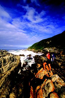 South Africa's first and most famous, official hiking trail (The Otter Trail) celebrates its 45th birthday with a facelift...