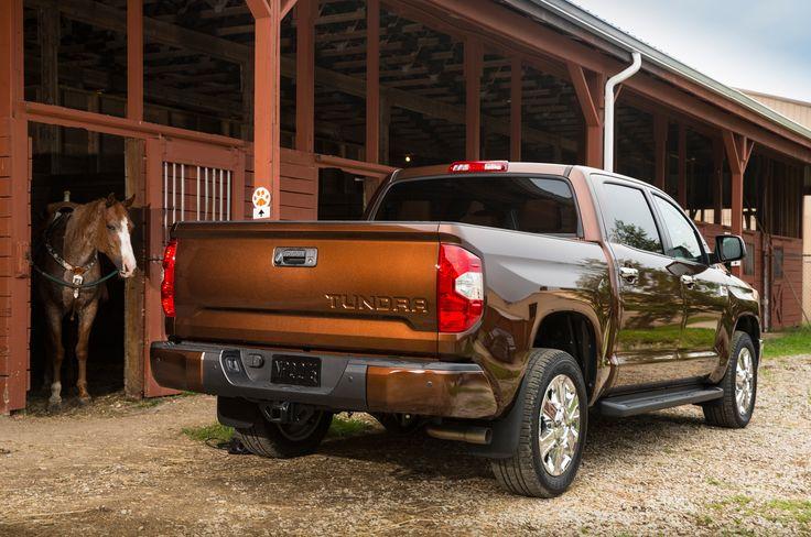 2014 Toyota Tundra 1794 Edition Dash View Photo 2
