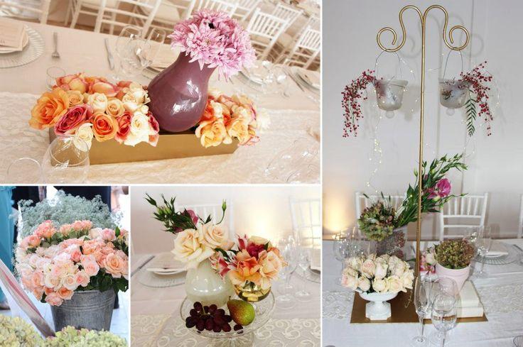 Pragtige blomme & dekor, Paradiso Flowers, Somerset-Wes, Dewald & Aloës se troue!