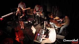 COMUNIDAD SOUL - Minha Alma - Maria Rita Version - Boris Club -, via YouTube.