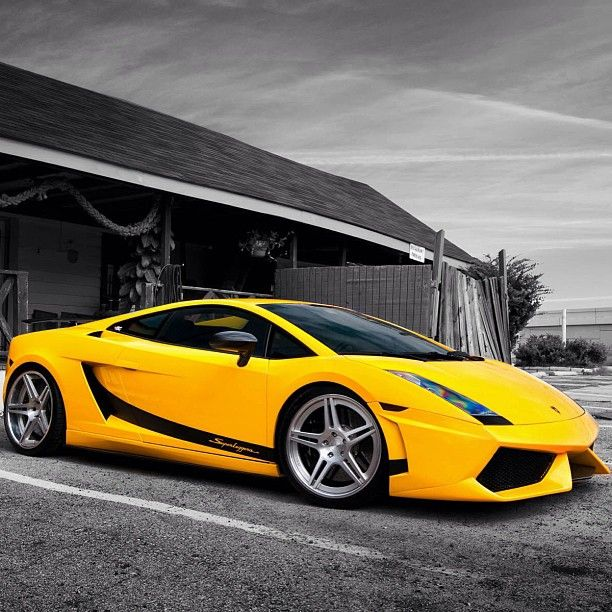 Look at this Stunning Lamborghini Gallardo Superlegga on Carhoots.com