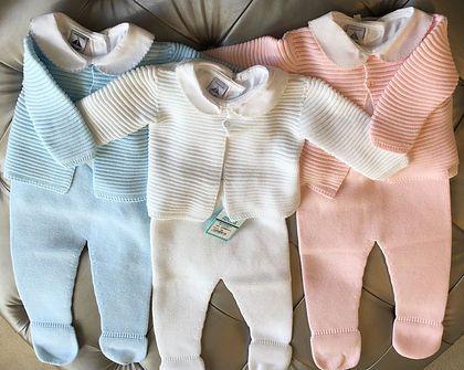 7 Best Baby Boy Newborn Knitted Sets Babymac Stylish Spanish