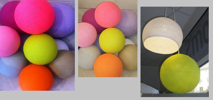 Faites la composition de couleurs qui vous convient et apportez lumière et ambiance à votre intérieur avec des suspensions simples, doubles ou triples. A découvrir : Boutique BB ROOM'S - 15 avenue de la Marne - 64200- Biarritz  & Boutique LITTLE ROOM'S - 8 rue Albert Einstein/ chemin long- 33700- Mérignac