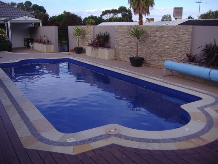 Sandstone Curved Pool Coping Pavers Healesville Garden Pinterest