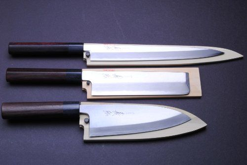 Yoshihiro cutlery quite rightly boast that they manufacturer the ultimate Japanese kitchen knives. The company has a fantastic reputation and is