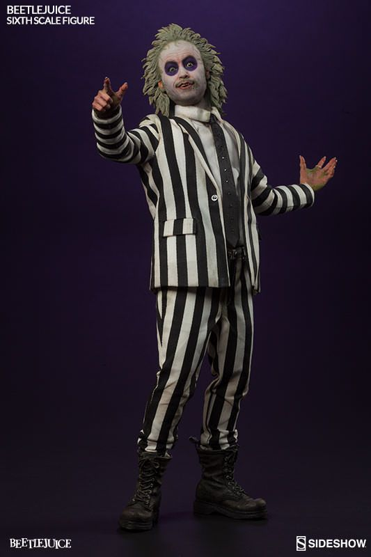 General News Sideshow 1:6th Scale Beetlejuice and Tombstone Environment - OSW: One Sixth Warrior Forum