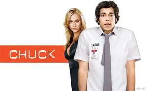 I finally got to watch Chuck and have absolutely fallen in love with it.