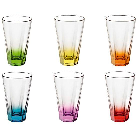 Бокал для коктейля, 430 мл, 6 шт, Arlecchino  4 184 руб