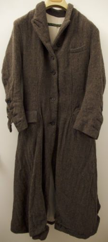 Paul Harnden coat (he is a genius) I so want this