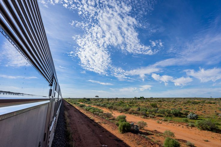 Crossing the Australian continent from east to west, we took the Indian Pacific…