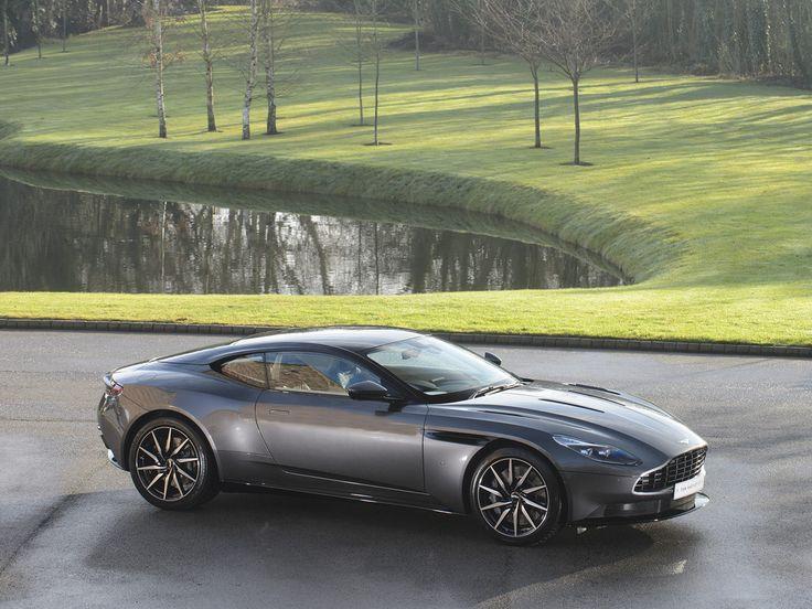 2016 Aston Martin DB11 - Launch Edition