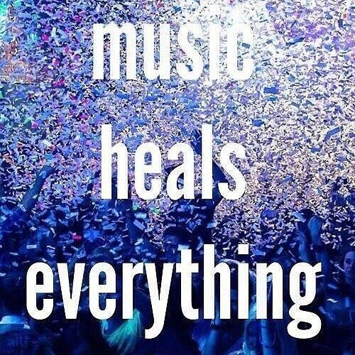 Reposting @wesharehouse: Heal yourself 👍🏼 #music #quotes