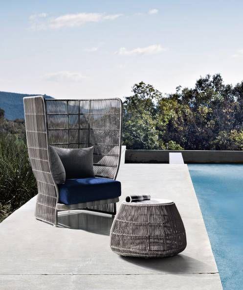 Armchair Canasta '13 - Design of Patricia Urquiola
