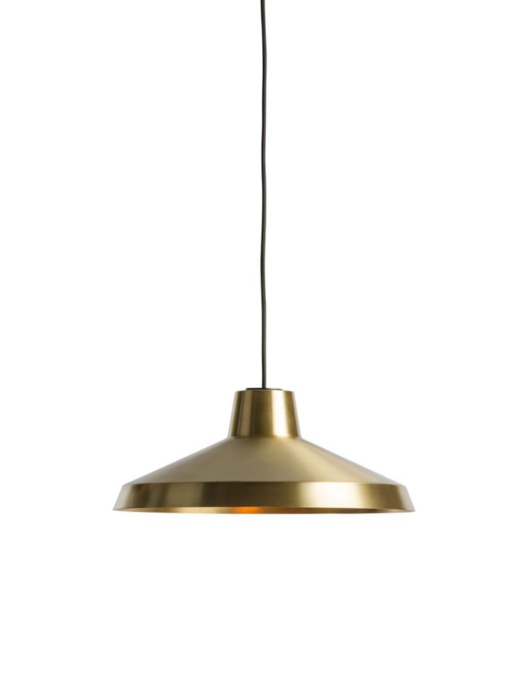 EVERGREEN Northern Lighting Messingleuchte Designort MessingEvergreenIndustrialBrass