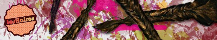 7 originálnych spôsobov ako na šatky do vlasov - LosHairos.com