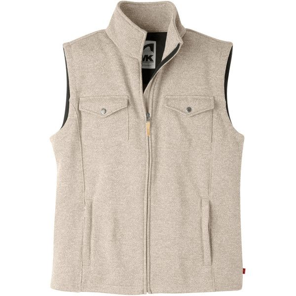 Men's Mountain Khakis Old Faithful Vest - Oatmeal Sweater Vests (340 BRL) ❤ liked on Polyvore featuring men's fashion, men's clothing, men's outerwear, men's vests, none, mens sweater vest, mens western vest, mens vest, mens vests outerwear and mens cowboy vests