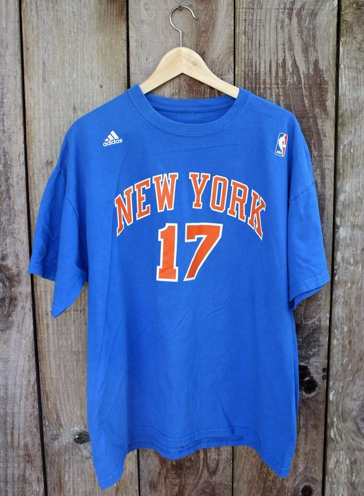 Adidas NBA New York Knicks Jeremy Lin #17 Linsane Jersey Shirt MENS Size XL